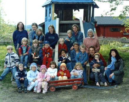 Bilde av Barnehage web
